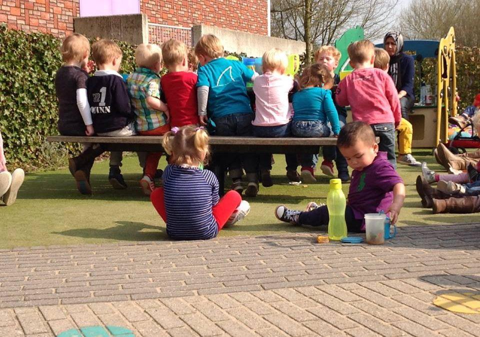 Meer kinderen naar de kinderopvang