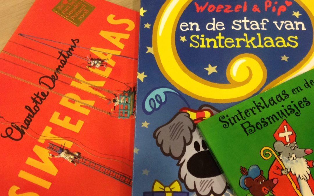Door onze leidsters: de Top 5 Sinterklaasboeken