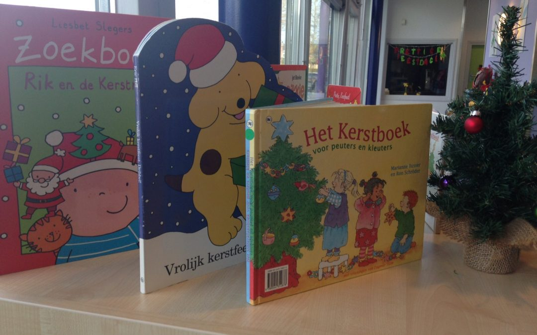 Nationale voorleesdagen: top 5 Kerstboeken