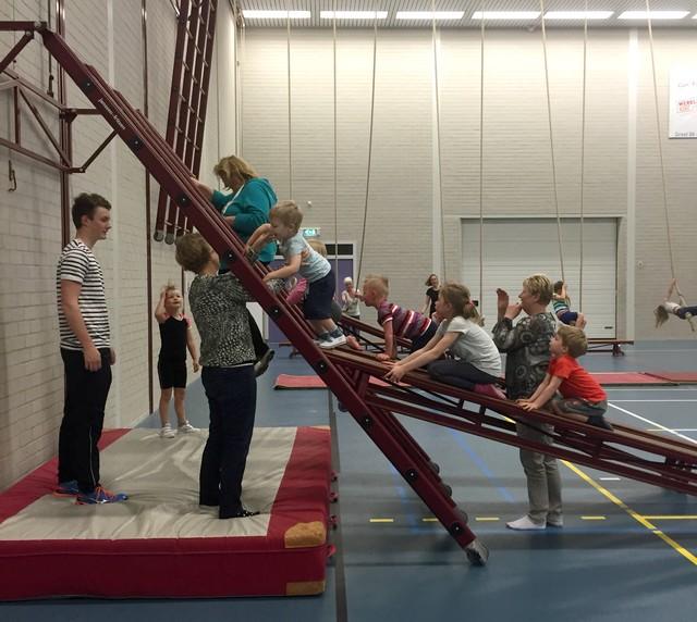 Kom naar de Sport Speeltuin in De Binder!