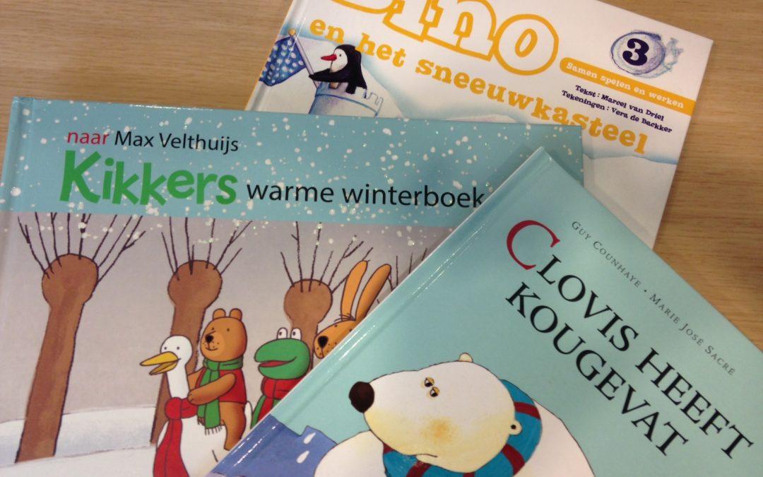 Onze leidsters delen de top 3 Winterboeken
