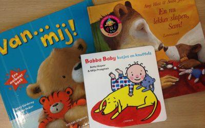 Top 3 boeken in ons nieuwe thema 'Knuffels'