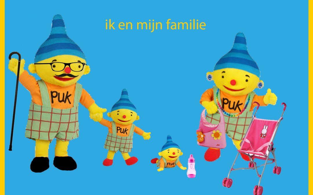 Nieuw thema kinderdagverblijf: 'Ik en mijn familie