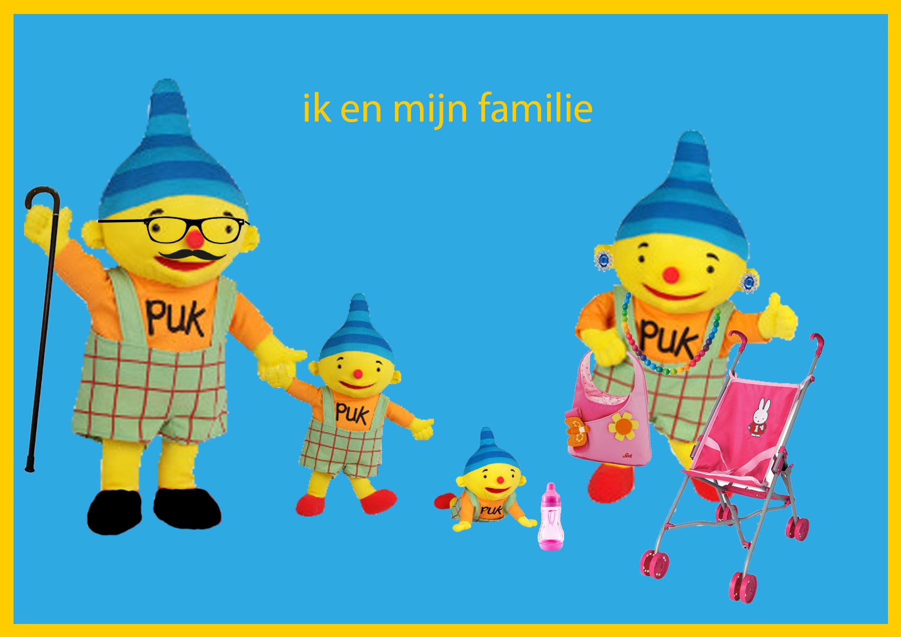 Nieuw Thema Ik En Mijn Familie Kdv De Harlekijn