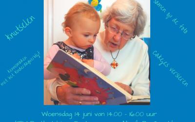 14 juni: Opa- en omadag op De Harlekijn