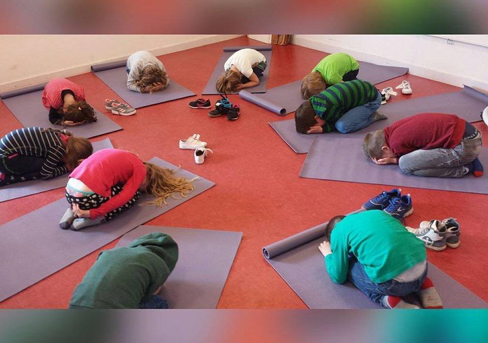 Begin het jaar goed met mindfulness op onze BSO