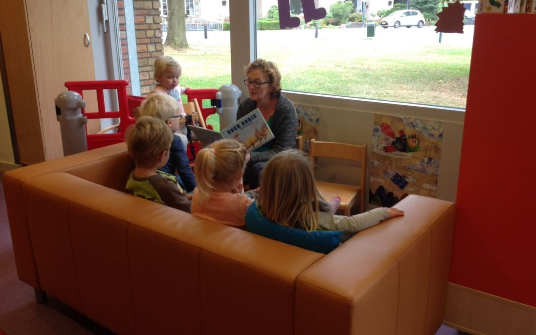 Kinderboekenweek: komt u voorlezen op onze kinderopvang?