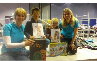 De Harlekijn sponsort Leersumse Kids Fair